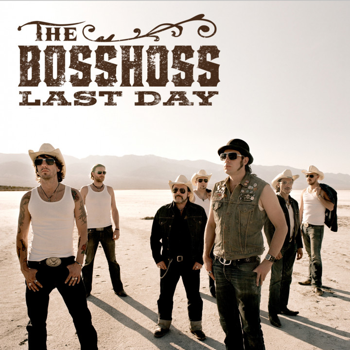 bosshoss single cover 2009