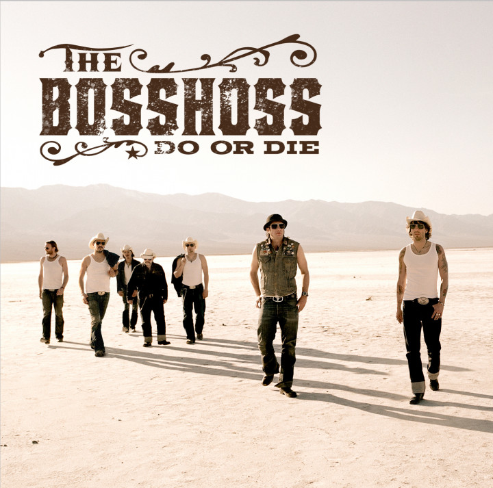 bosshoss album cover 2009
