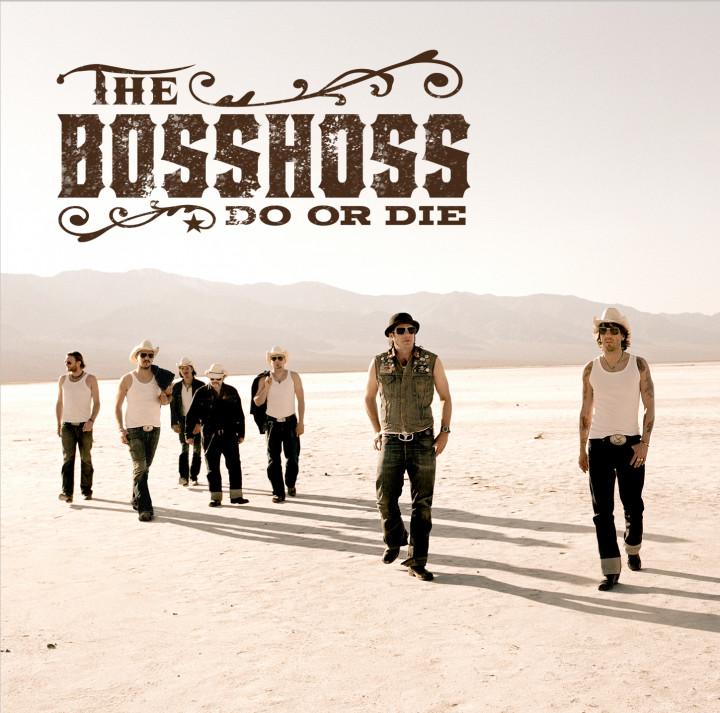 bosshoss album cover 2009