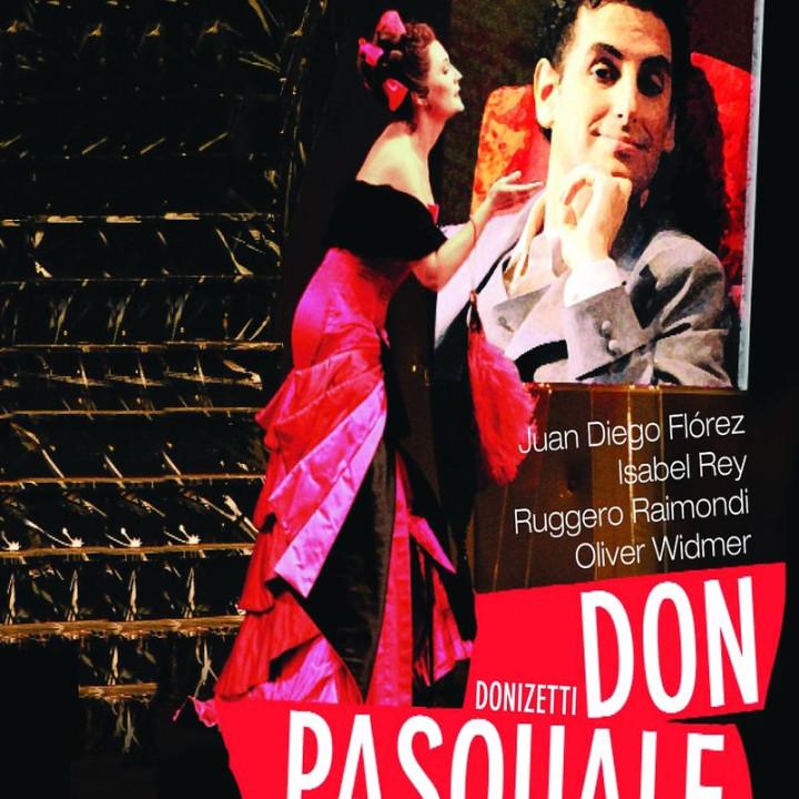 Don Pasquale: Florez,Juan Diego