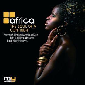 My Jazz, Africa (My Jazz), 00600753174166