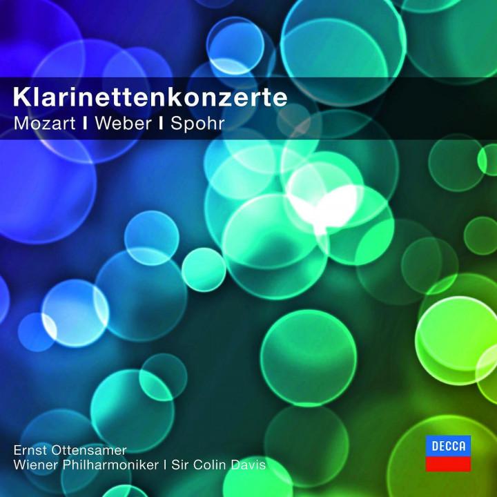 Klarinettenkonzerte KV 622/op.74/op.26 (CC): Ottensamer/WP/Davis