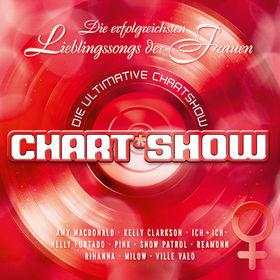 Various Artists, Die Ultimative Chartshow - Lieblingshits Frauen, 00600753188002