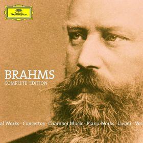 Diverse Künstler, Brahms Complete Edition, 00028947781837