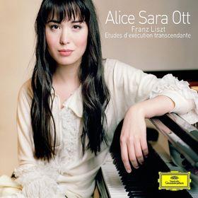 Alice Sara Ott, Liszt: 12 Études d'exécution transcendante, 00028947783626