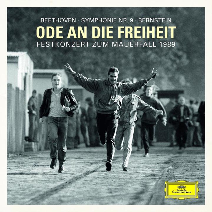 Sinfonie 9 - Ode an die Freiheit (1989): Bernstein,Leonard/SOBR