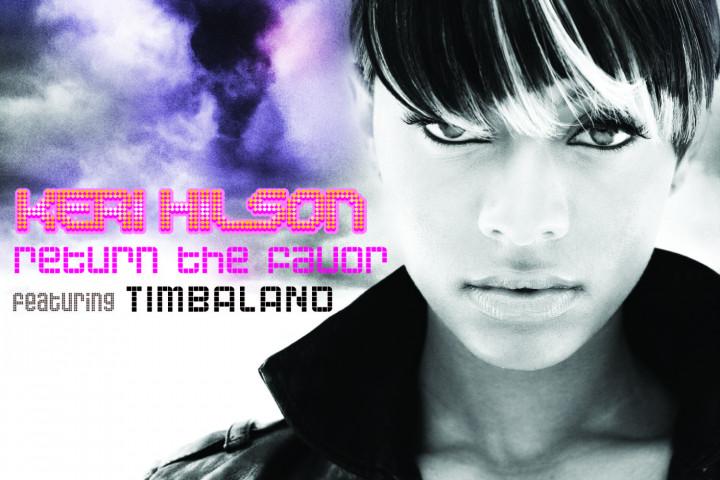 Keri Hilson cover Return Tha Favor