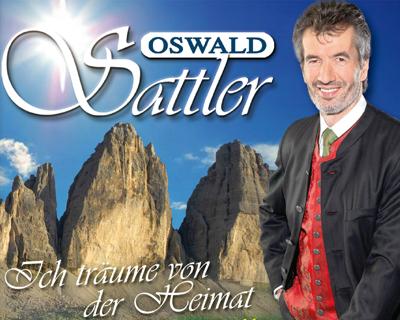 Oswald Sattler, Mit dem Titel Ich träume von der Heimat beim Grand Prix der Volksmusik Vorentscheid