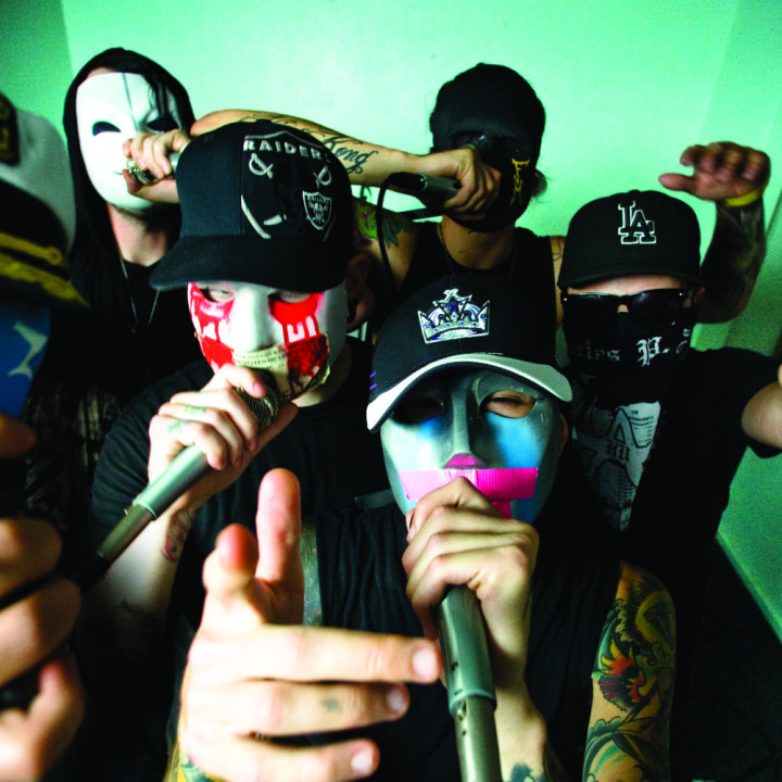 Hollywood Undead 2009 01