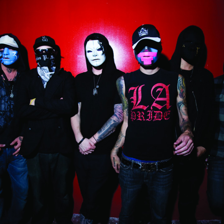 Hollywood Undead 2009 03