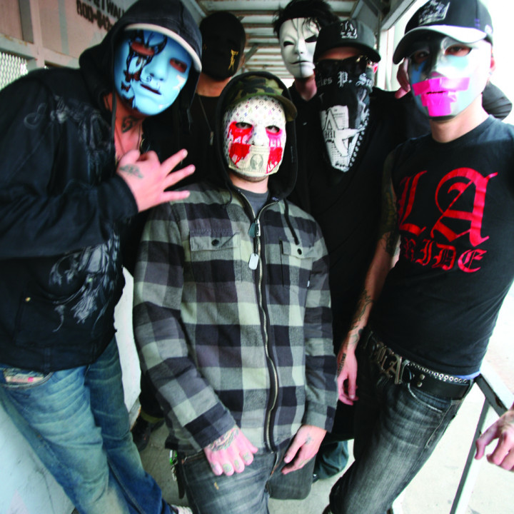 Hollywood Undead 2009 04