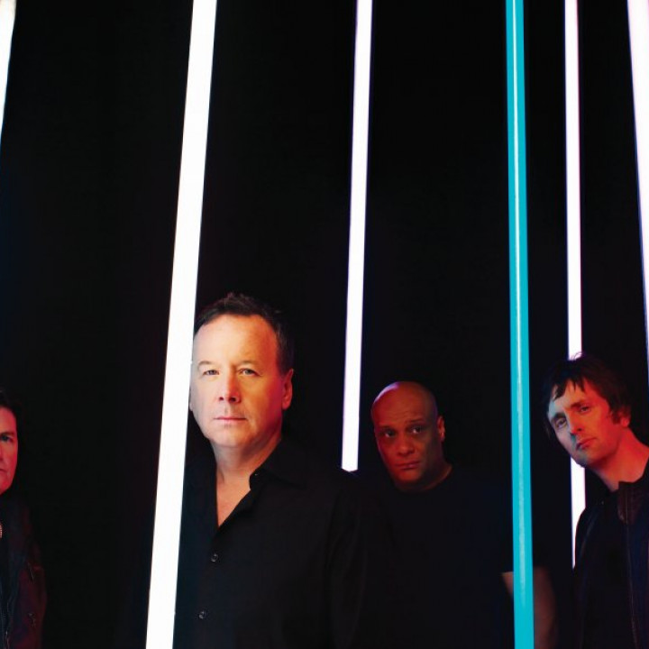 Simple Minds Pressefoto 2009