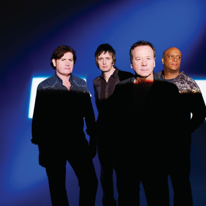 Simple Minds Pressefoto 2 2009