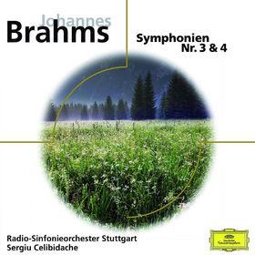 Sergiu Celibidache, Symphonien Nr. 3 & 4, 00028948022434