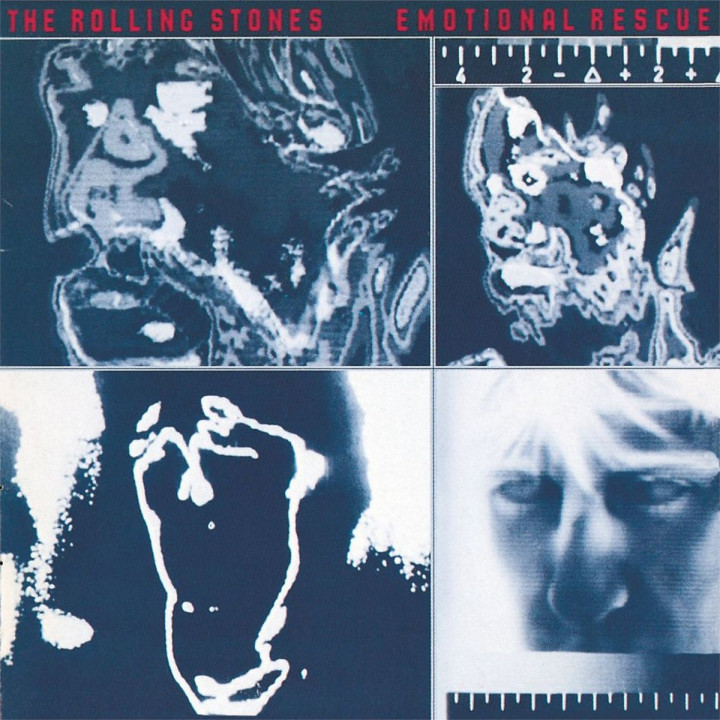 Emotional Rescue: Rolling Stones,The