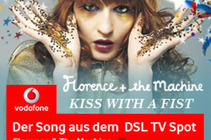 Florence And The Machine_Vodafone
