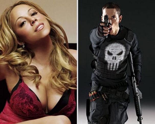 Eminem, Mariah lässt Eminem dissen!