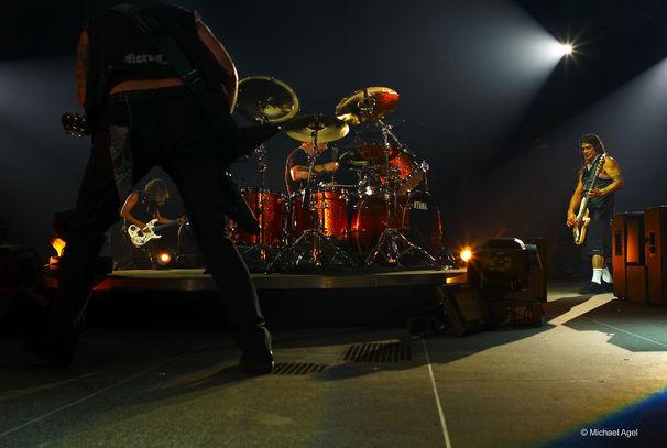 Metallica, Metallica launcht neue iPhone-App für Live-MP3s!