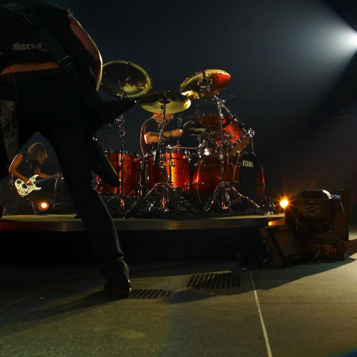 Metallica—Death Magnetic-Tour 2009 München