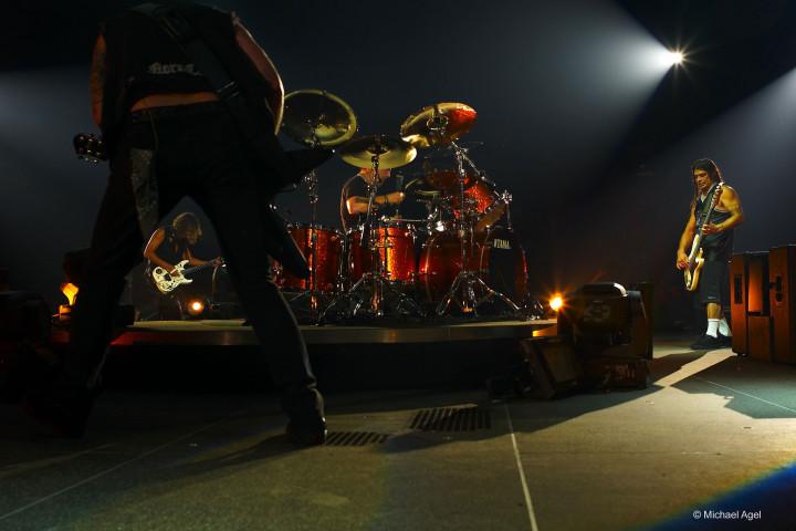 Metallica - Death Magnetic-Tour 2009 München