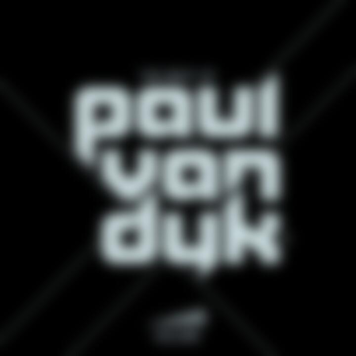 Paul Van Dyk Best Of Cover