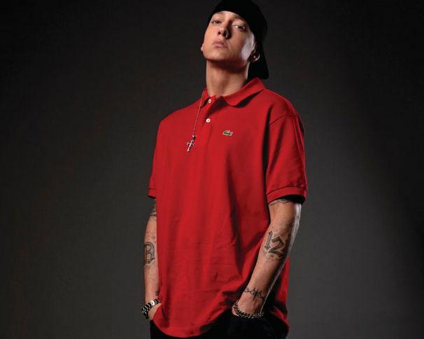 Eminem, Nominiert für die EMAS in Berlin