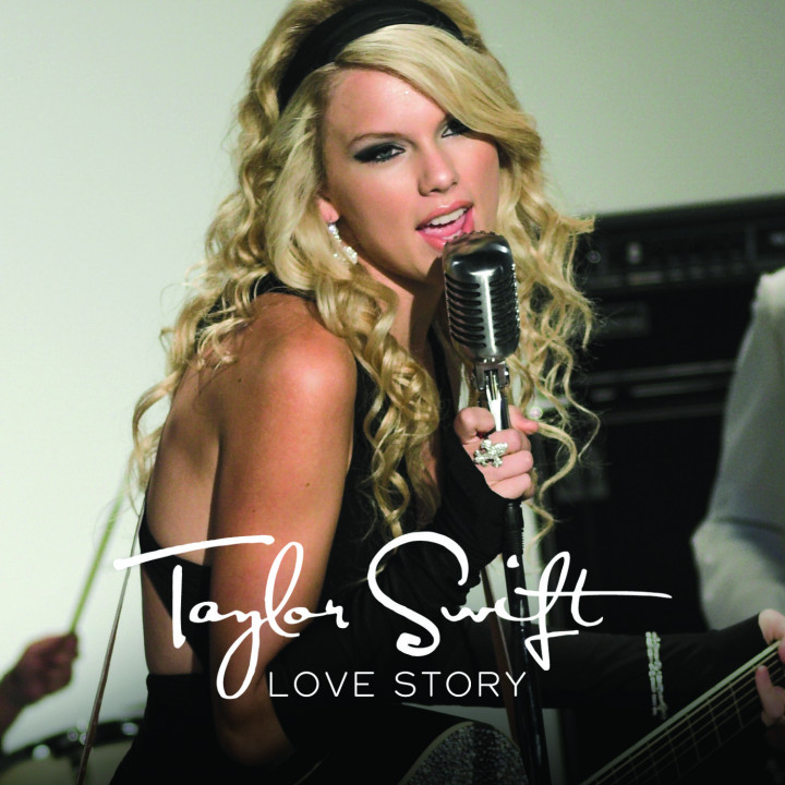 Taylor Swift Single Cover 2009