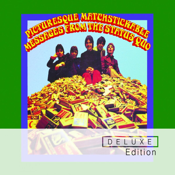 Picturesque Matchstickable Messages (Deluxe Edt.): Status Quo