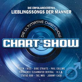 Die Ultimative Chartshow, Die Ultimative Chartshow - Lieblingshits Männer, 00600753183465