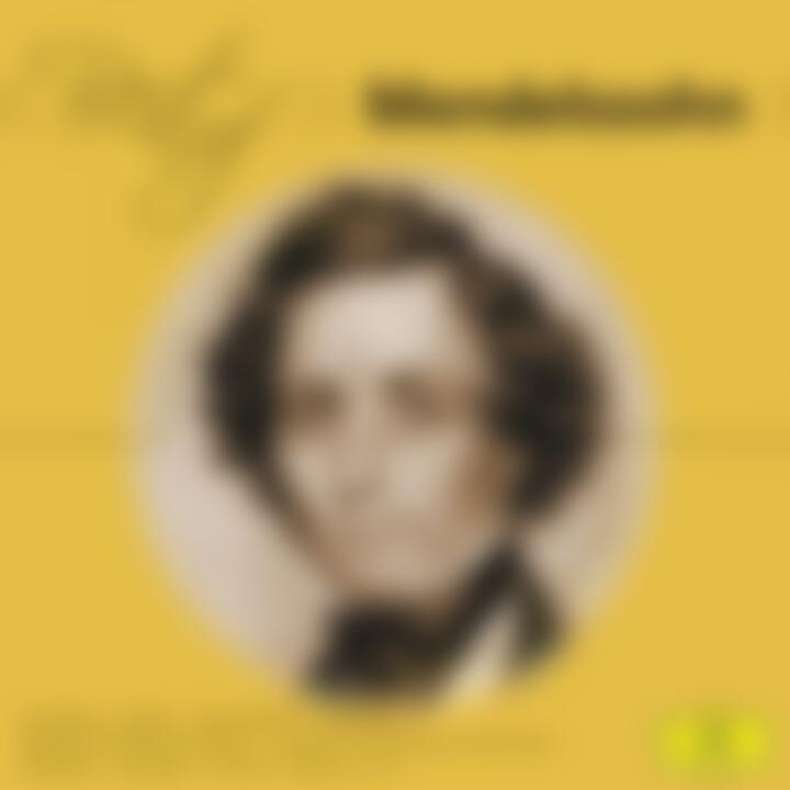Best Of Mendelssohn: Schiff/Maisky/Barenboim/Abbado/LSO/+
