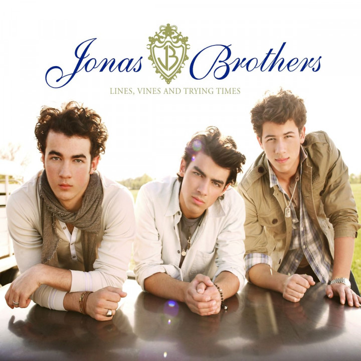 Lines, Vines and Trying Times: Jonas Brothers