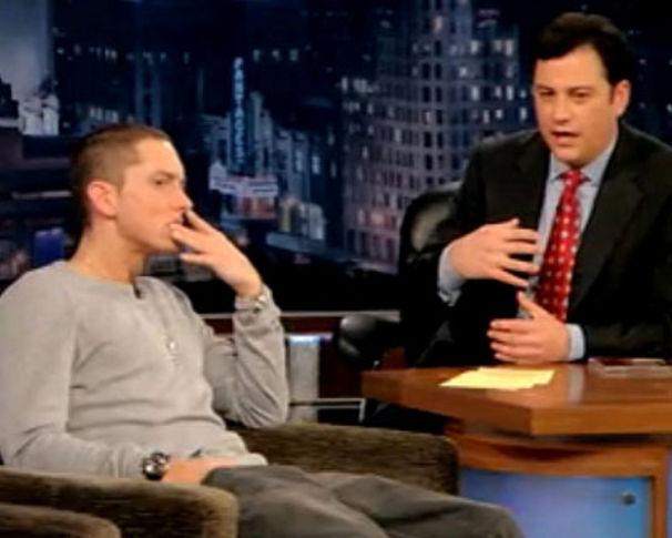 Eminem, Eminem's Talkshow-Marathon