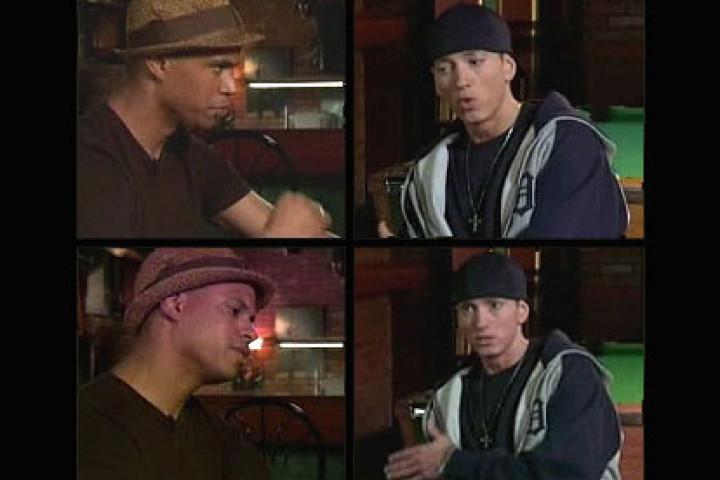 Patrice meets Eminem
