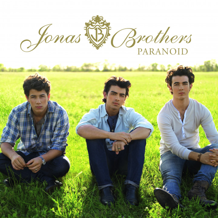 jonas brothers single cover 05/2009