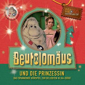 Beutolomäus, Beutolomäus und die Prinzessin (Hörspiel zur Serie), 00602517792388