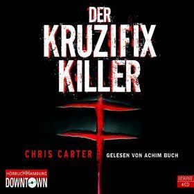 Achim Buch, Chris Carter: Der Kruzifix Killer, 09783869090306