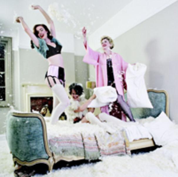 The Puppini Sisters, Puppini Sisters auf Deutschland-Tournee