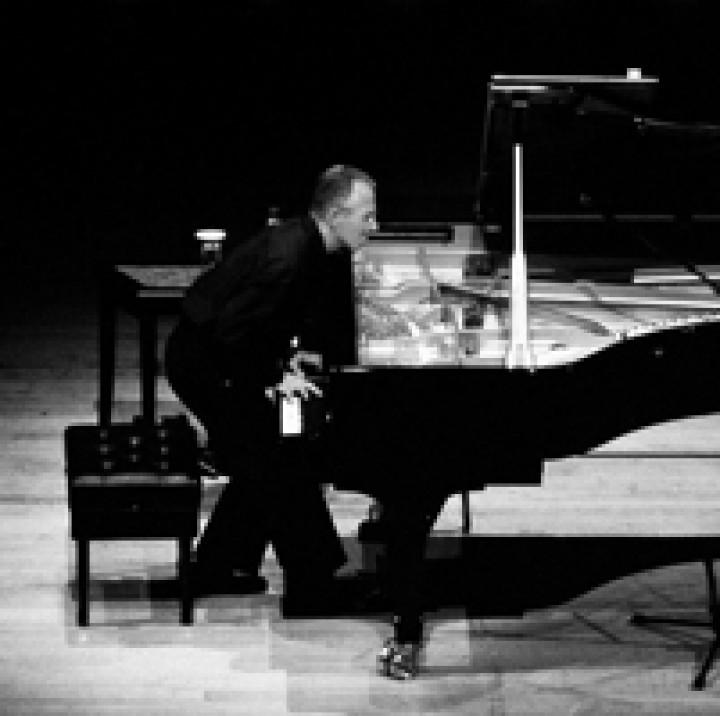 Keith Jarrett © Junichi Hirayama