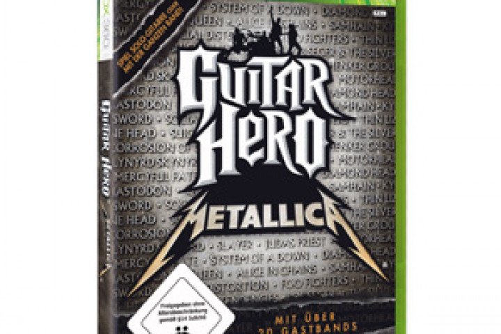 Metallica - Guitar Hero