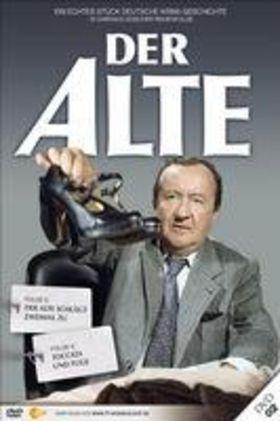 Der Alte, Der Alte - Dvd 2, 04032989600625
