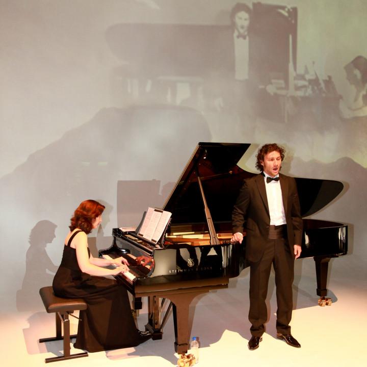 Jonas Kaufmann Showcase in München 2009 ©Universal Music GmbH