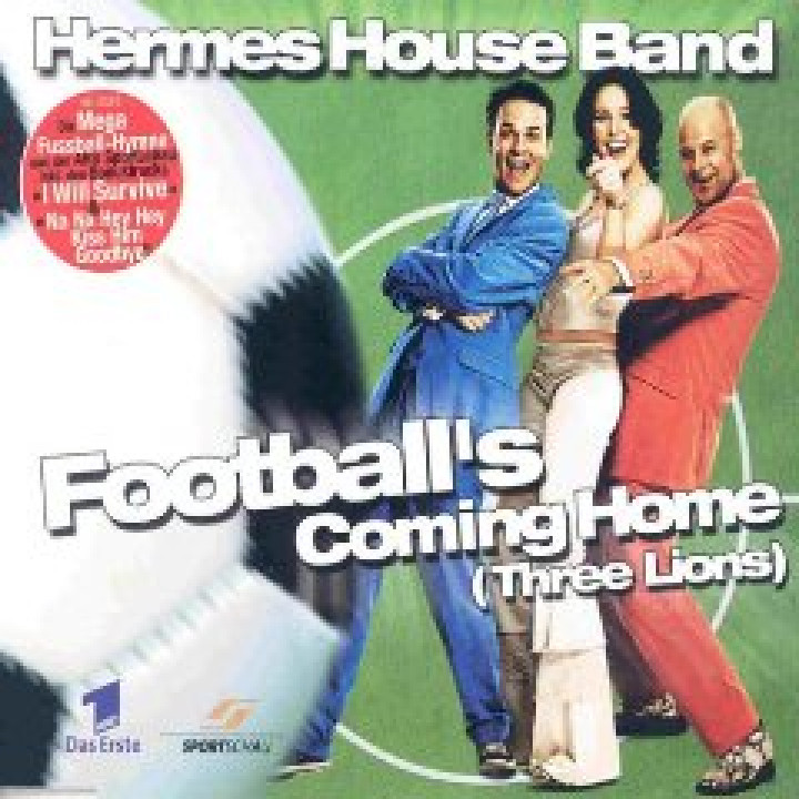 hermes house band football's coming home