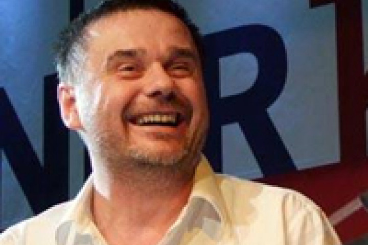 Edin karamazov beim NDR Kultur Hörerkonzert © NDR