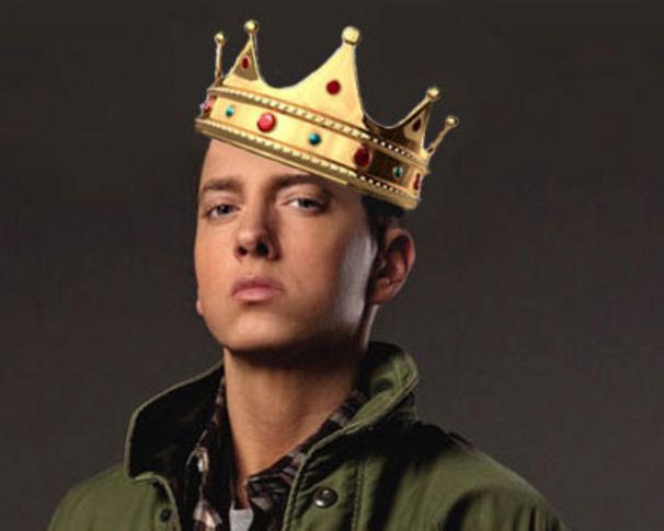 Eminem, Eminem schlägt sie alle!