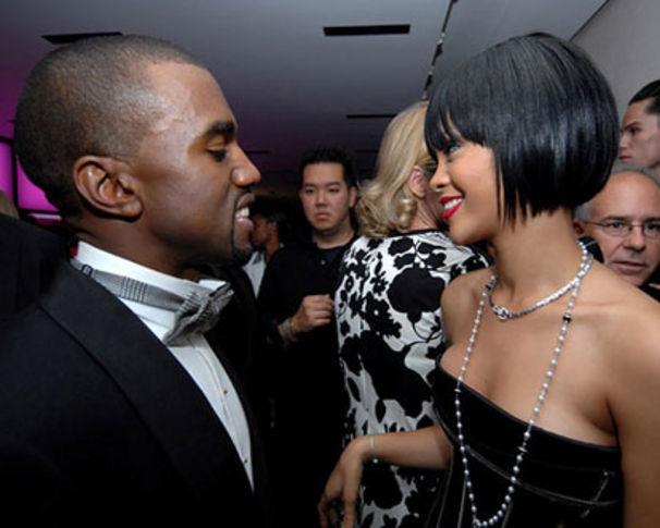 Kanye West, Rihanna & Kanye haben was am Laufen??!!