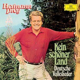 Hermann Prey, Kein schöner Land - Deutsche Volkslieder, 00028948019977