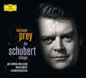 Hermann Prey, Die Schubert Trilogie, 00028948019915