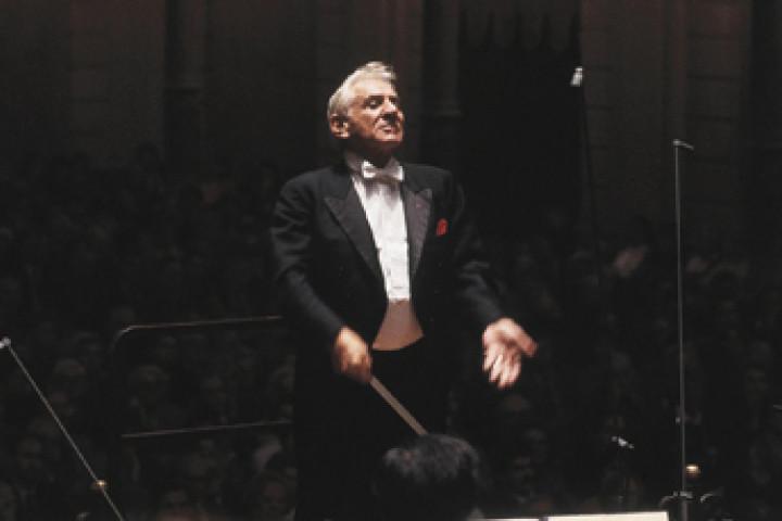 Leonard Bernstein © Arthur Umboh / DG