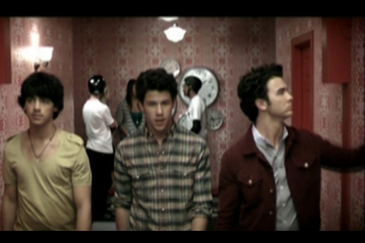 Jonas Brothers Paranoid Video