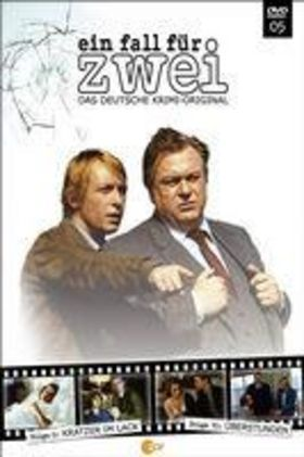 Ein Fall für Zwei, Ein Fall Für Zwei, Dvd 5, 04032989600496